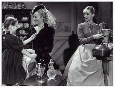 "Miriam Hopkins and Bette Davis- ""Old Maid"""