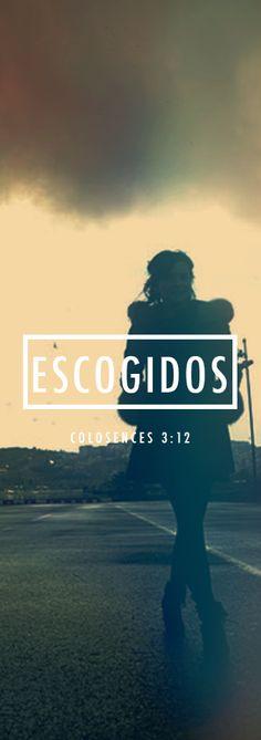 Colosences 3:12  Por lo tanto, como escogidos de Dios, santos y amados, revístanse de afecto entrañable y de bondad, humildad, amabilidad y paciencia,