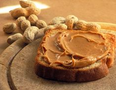 I have grown to love peanut butter