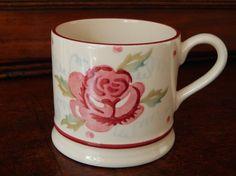 Emma Bridgewater Mary MacCarthy Rose Baby Mug 2002