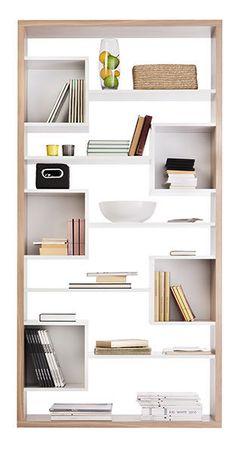 Biblioteca moderna / de madera - LONDRA - SBA Baldu Kompanija SBA Furniture Company