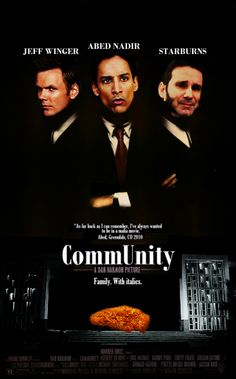 #Community #SixSeasonsAndAMovie