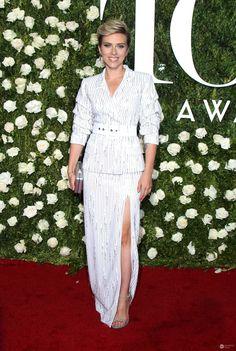 71 Gala Tony Awards 2017 - gwiazdy, stylizacje, kreacje