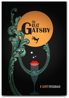 Re-Covered Books: 'The Great Gatsby' | The Fox Is Black