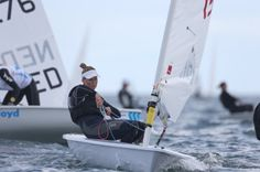 Tina Mihalić (ranks among top 10 in the laser radial)