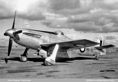 During WWII, Australia worked to create an indigenous fighter aircraft to compete with the best from other nations. The Commonwealth achieved this goal but was completed too late to serve a useful roll. Ww2 Aircraft, Aircraft Pictures, Fighter Aircraft, Military Aircraft, Fighter Jets, Navy Aircraft, Military Weapons, Australian Defence Force, Royal Australian Air Force