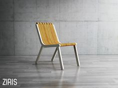 Ziris chair on Behance