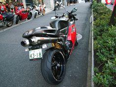 MOTOCORSE SHIBUYA SHOWROOM