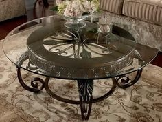 the rafferty coffee table from ashley furniture homestore (afhs