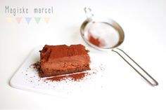 Katrines (glutenfrie) kokkerier: Marcel chokoladekage (glutenfri)