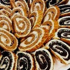 diós bejgli - Google keresés Cookies, Sweet, Desserts, Food, Google, Crack Crackers, Candy, Tailgate Desserts, Deserts