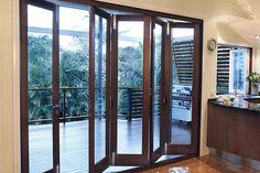 Porte pliante - Folding door