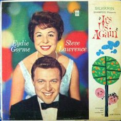 Steve Lawrence Amp Eydie Gorm 233 Two On The Aisle Us Vinyl Lp