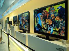 #Die neuen Plasma TVs von Samsung