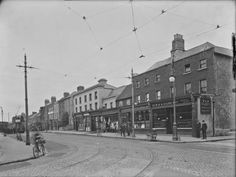Never Before Seen Photos Of Old Dublin In The Early Century Old Photographs, Old Photos, Vintage Photos, Irish Independence, Dublin Street, Photo Engraving, Ireland, Street View, History