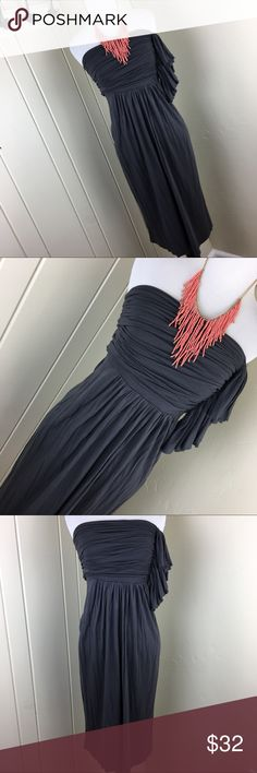 J. Crew blue strapless summer sundress Worn and loved with a lot of life left! Size 0. My mannequin is a bigger size so I wasn't able to zip up the back but it has a really cute zipper. Great for this summer! J. Crew blue strapless summer sundress. J. Crew Dresses Strapless