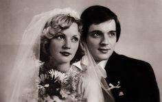 zdjęcie ślubne trzecie z Warszawy z 1977 r