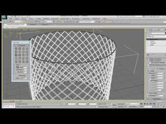Modeling Wall Panels in 3ds Max - YouTube