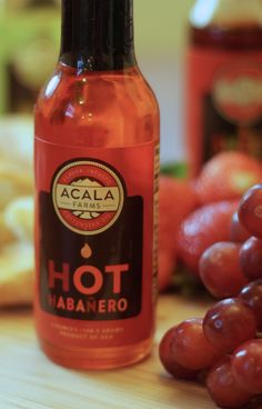 Hot Habanero Infused Cottonseed Oil by Acala Farms on Gourmly