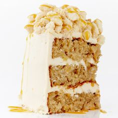 bake up this awesome Apple Caramel Crumble Cake #BiteMeMore #EatCake