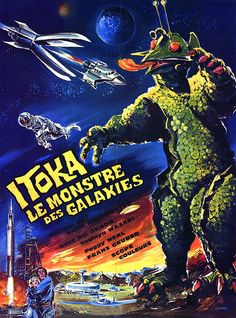 Itoka Le Monstre des Galaxies (1967)