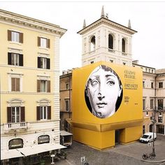 Beautiful exhibition at @palazzoaltemps #citazionipratiche #fornasetti #rome #museum #design #art #travel #saturday #picoftheday #trip #italianplaces #followme #glocalistmap #romecityguide #exploringtheglobe