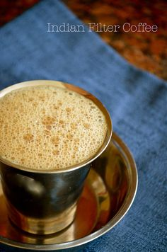 Indian filter coffee...to boost up your day dose