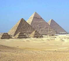 Pyramids. Egypt was one of the most amazing places I have ever been.