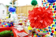 Image result for decoracion de fiesta plaza sesamo