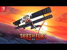 Skies of Fury DX Coming to Switch - VGChartz