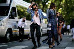 Milan Men's Street Style Spring 2017 | Day 3 – The Impression