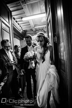 photo clair obscur mariage