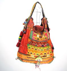 boho purses | Bohemian Bag: Bohemian Bag N0068