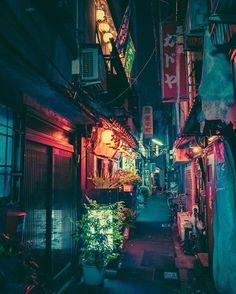 Top 10 des photo de Tokyo de nuit par Masashi Wakui, le Japon comme au cinéma | Topito