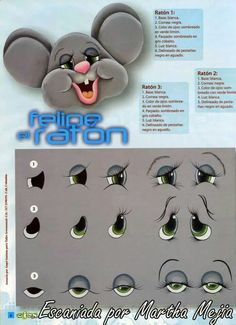 Amazing Learn To Draw Eyes Ideas. Astounding Learn To Draw Eyes Ideas. Doll Eyes, Doll Face, One Stroke Painting, Painting & Drawing, Cartoon Eyes, Clay Pot Crafts, Theme Noel, Paperclay, Copics