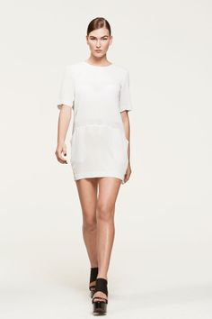 Life with Bird Distinct Divide Dress on shopstyle.com.au