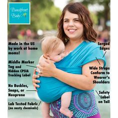 163 Best Babywearing Benefits How To Images On Pinterest In 2018