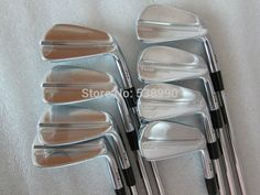 MB714 Irons Golf Forged 3-PW(8pcs) Regular/Stiff Flex Steel Shaft Come With Headcover Serial Number Free Shipping - http://sportsgearmall.com/?product=mb714-irons-golf-forged-3-pw-8pcs-regular-stiff-flex-steel-shaft-come-with-headcover-serial-number-free-shipping