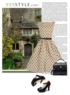 """""""Spring style with YS"""" by nejra-l ❤ liked on Polyvore featuring Sweet Note, BeiBaoBao, Hannah, women's clothing, women, female, woman, misses and juniors"""