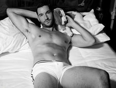 I love me some Tom Ellis!