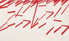 Ellsworth Kelly, La Combe I, 1950. Oil on canvas, 38 × 63 3/4 in. (96.5 × 161.9 cm). Whitney Museum of American Art, New York; gift of The American Contemporary Art Foundation Inc., Leonard A. Lauder, President  2002.249 © Ellsworth Kelly