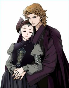 This is best day of my life - Anakin and Padme