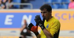 @Porto Iker Casillas #9ine Goalkeeper, Iker Casillas, Football Team, Goaltender, Fo Porter