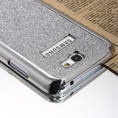 Deluxe Silver Aluminum Chrome Hard Case Cover for samsung galaxy note 2 n7100 #UnbrandedGeneric