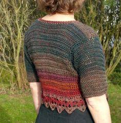 Crochet Bolero, Bolero / Jakku