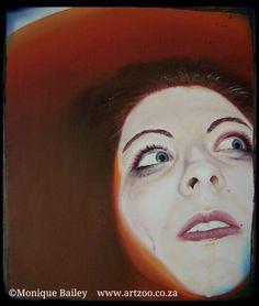 Oil on canvas  © Monique Piscaer Bailey    www.artzoo.co.za