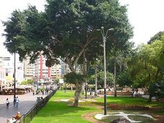Kennedy Park in Lima, Peru - I was there!