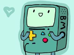 I got: Bmo! Which Adventure Time Character Are You?