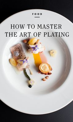 How to master the Art of Plating / eBay #spon