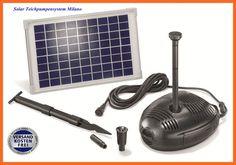 Solarpumpensystem  Milano Solarpumpe Solar Teichpumpe 101720